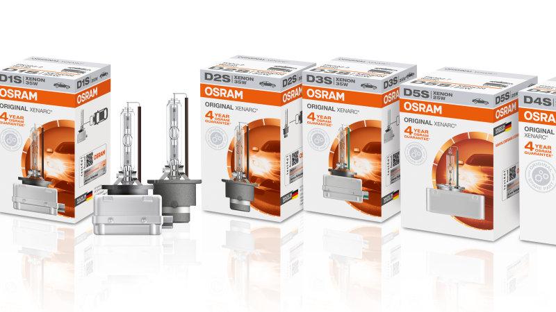 Guarantee process for XENARC ORIGINAL headlight lamps