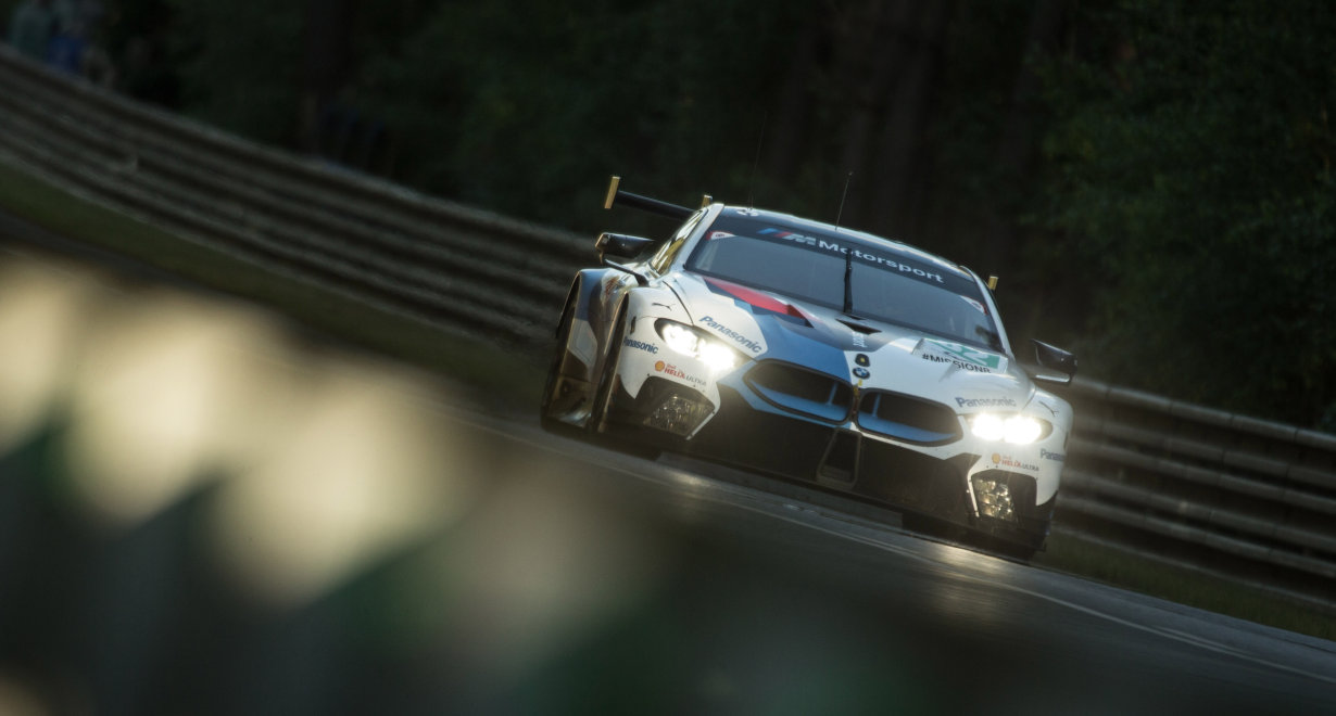 (C) BMW M Motorsport