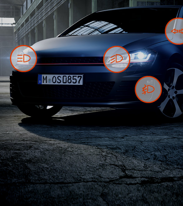 Vehicle Lamp Finder App