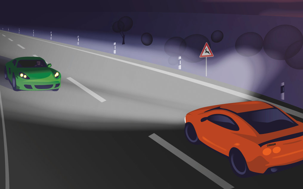 "Press release: ""New automotive lighting revolutionizes road safety"""