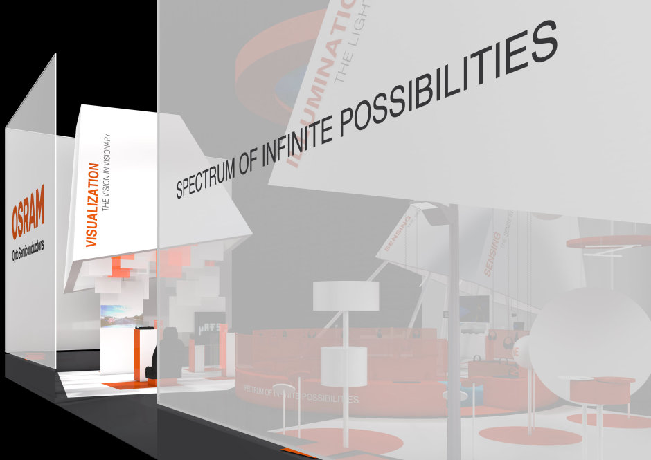 Osram Opto Semiconductors reveals a spectrum of infinite possibilities at electronica