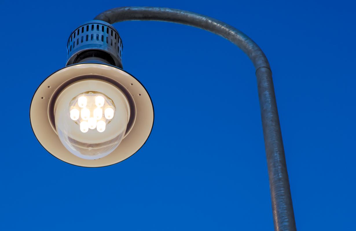 Selux Lighting Osram Revitalizes Ancient Street Lighting With Led