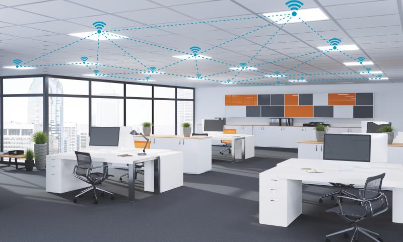 Digital Ceiling – Wireless