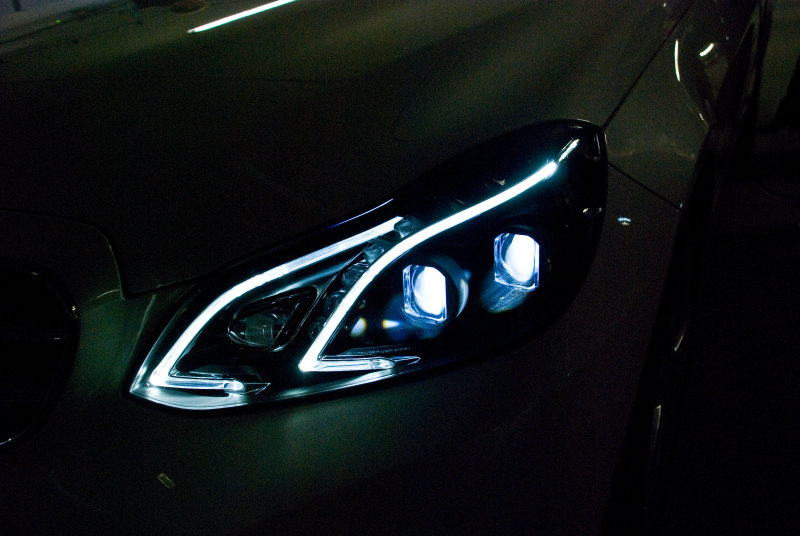 Smart Pixel Headlights