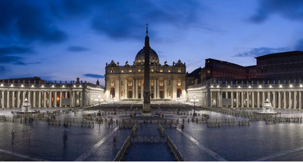 St. Peter's Place - ©Copyright – Governatorato S.C.V. – Direzione dei Musei