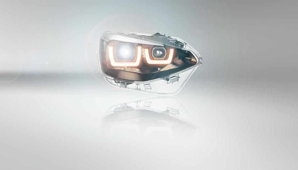 LEDriving headlight for BMW 1er