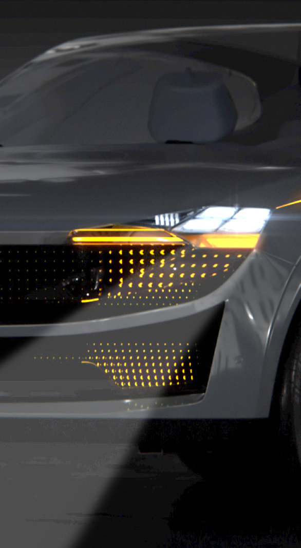 Automtoive Exterior - standard low beam / high beam