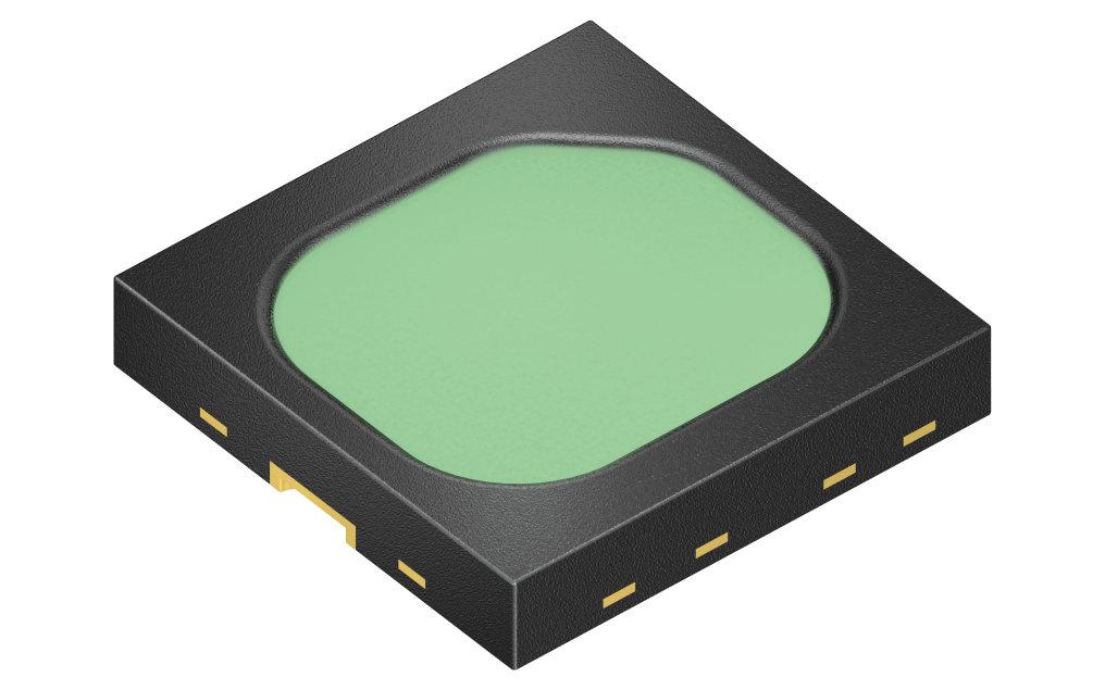 推出 SFH 4735,意味着欧司朗光电半导体成功制造出世界首款宽带发射红外 LED。此款元件是近红外光谱技术的理想光源,现在已用于检测食品质量等多种用途