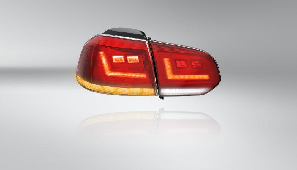 LEDriving tail light for VW Golf VI