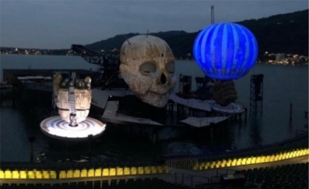 ILS LED modules illuminate Bregenz Festival 2019/20