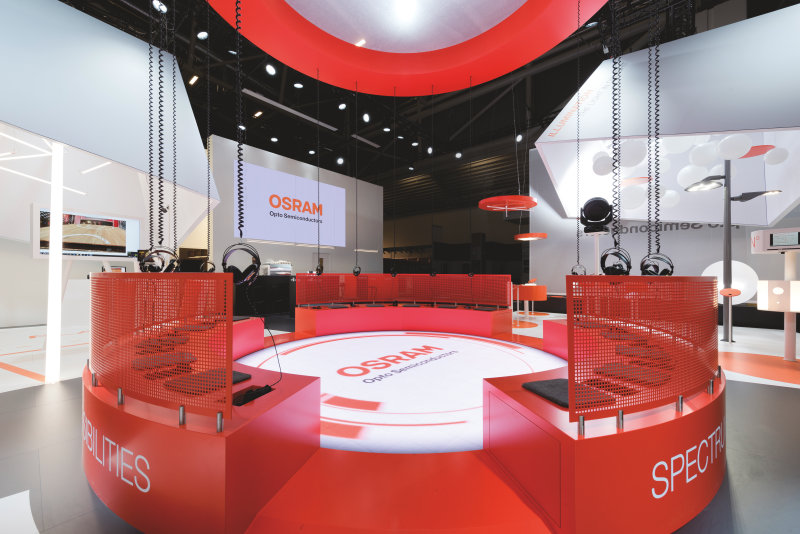 Award Winning booth Design