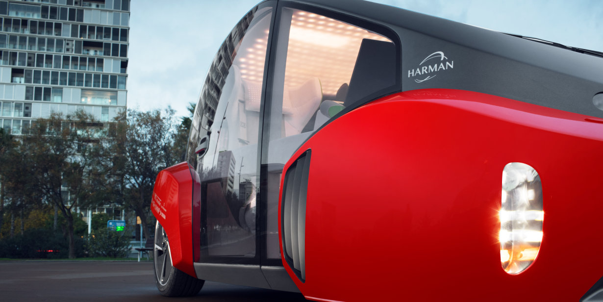 Rinspeed Oasis Concept Car