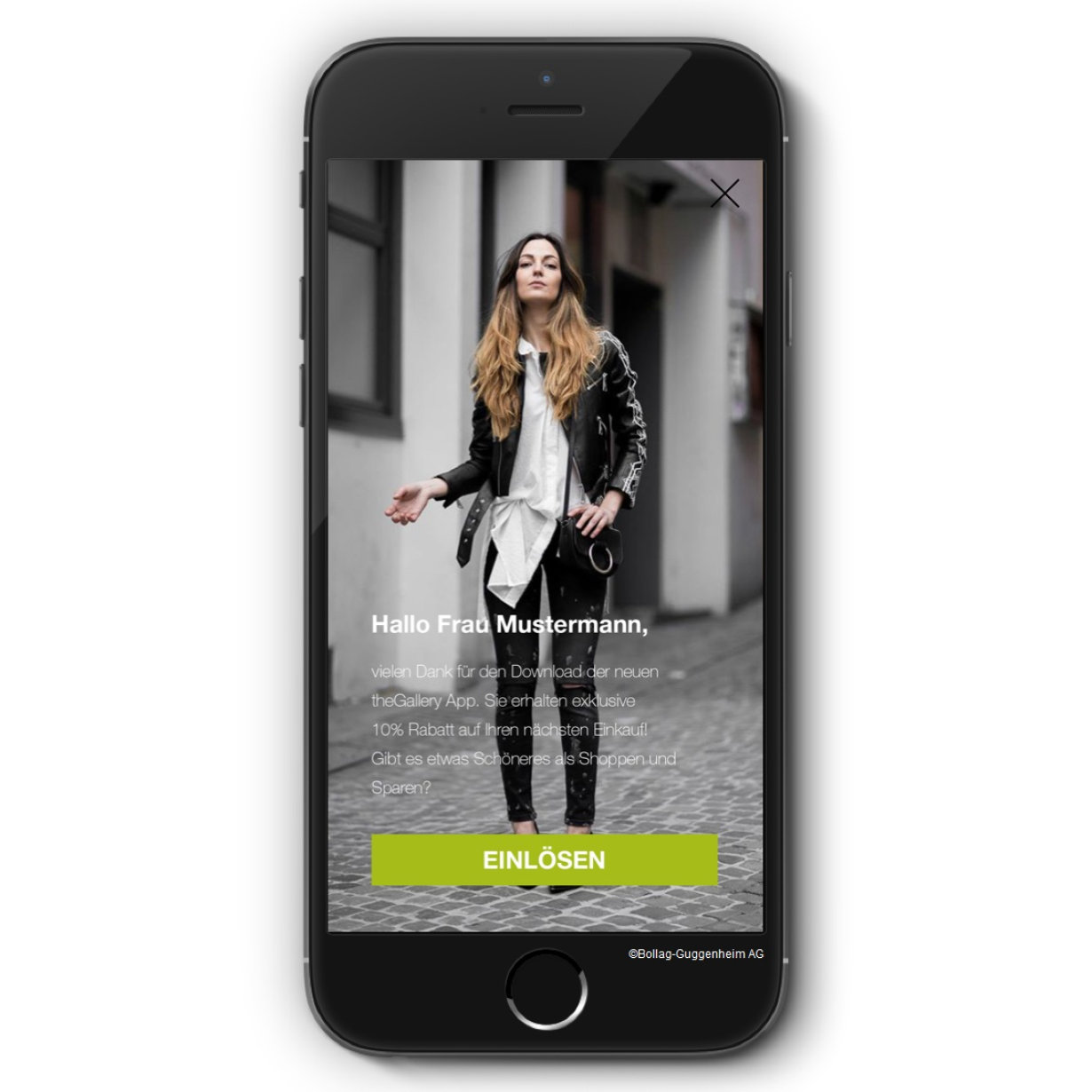 EINSTONE The Gallery Mobile App