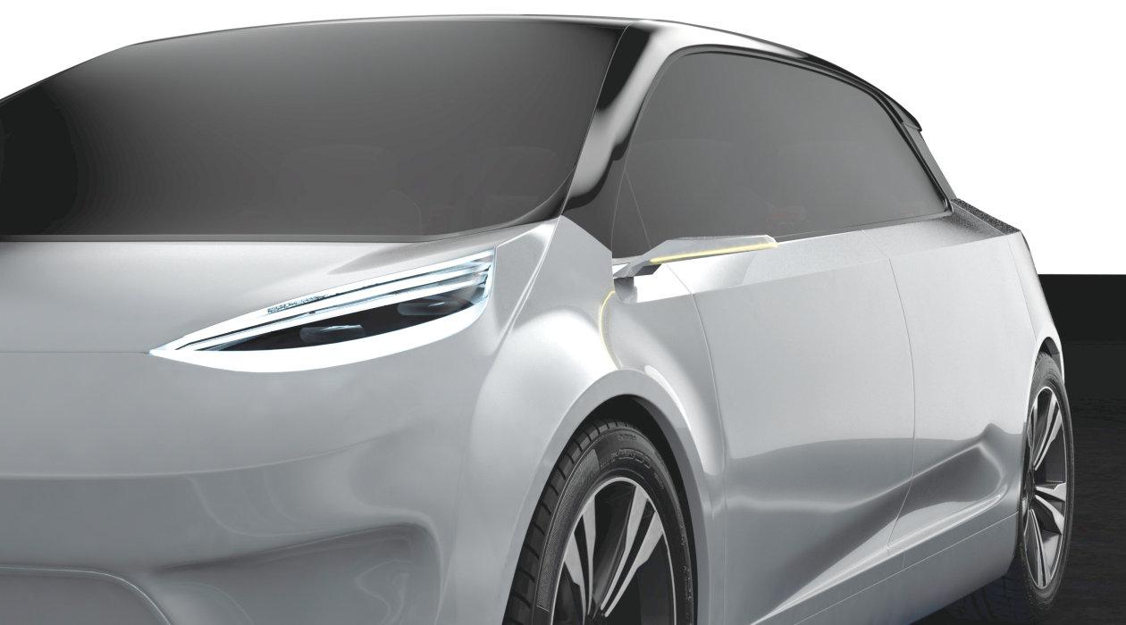 Automotive Applicaton - Car Front
