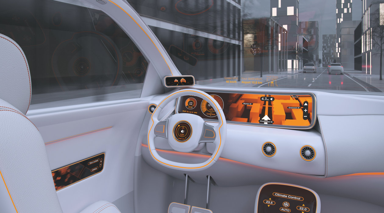 Automotive Aplication - Interior Application (e.g Head up Display, Ambient Lighting...)