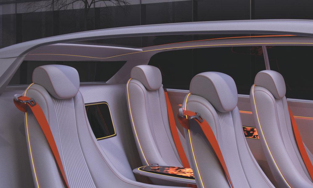 Smart Interior – Ambient Lighting
