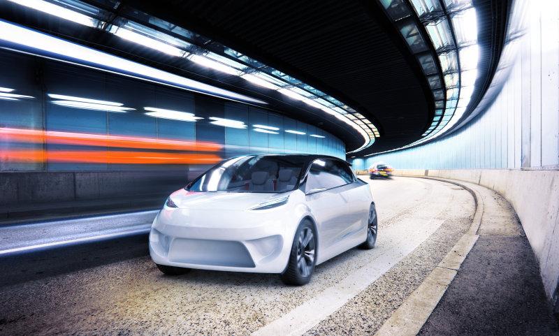 Spectrum of infinite possibilities: Automotive