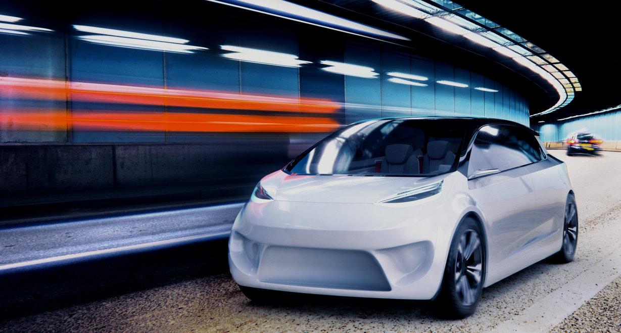 应用于汽车的无限照明解决方案