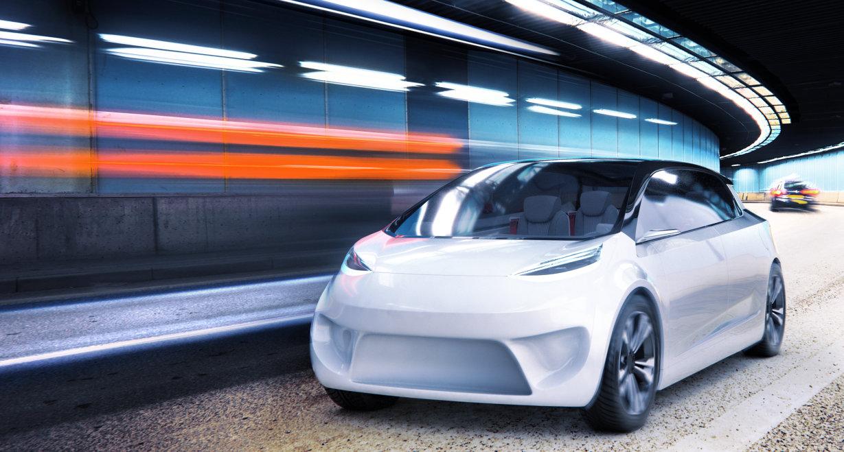 Soluciones de iluminación infinitas para aplicaciones automotrices