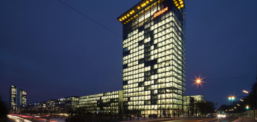 OSRAM Headquarter, Munich - Re-Inventing Light for more than 100 Years