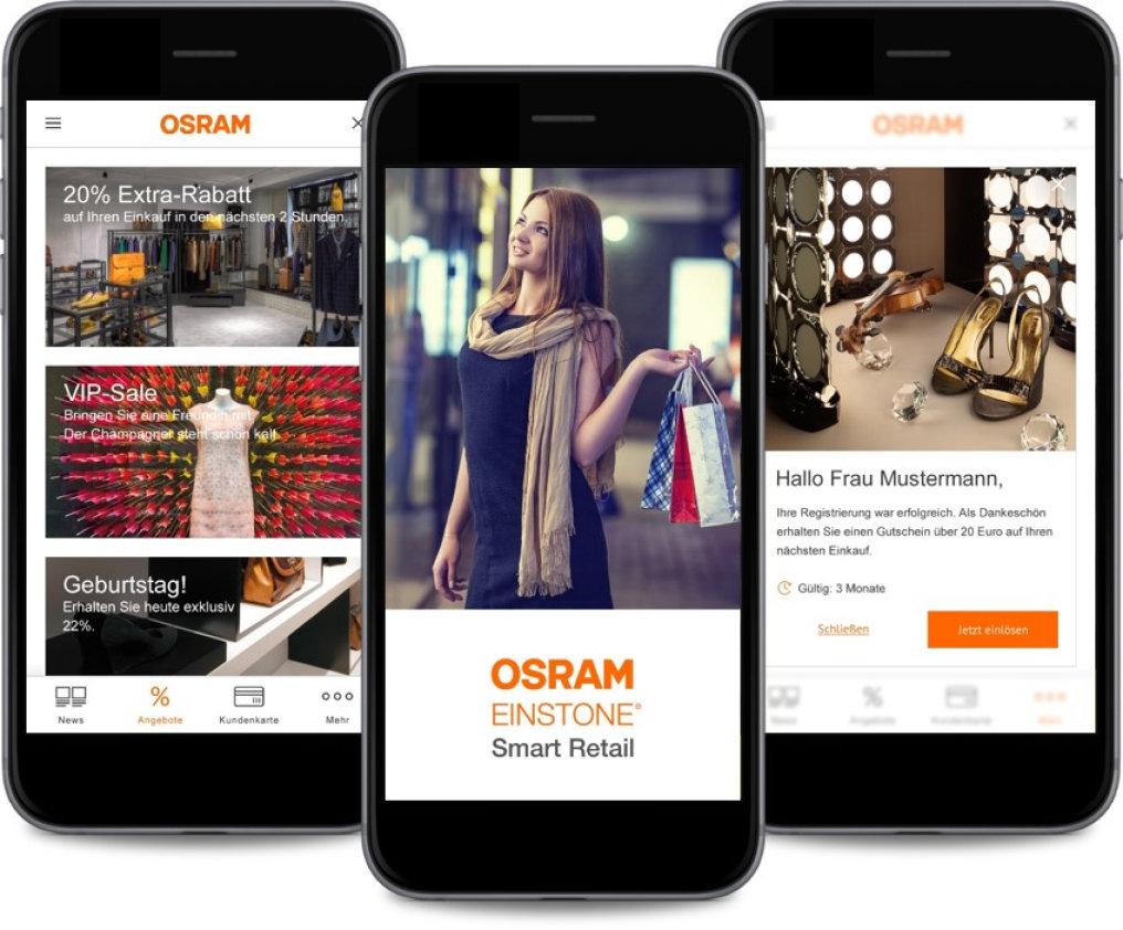 EINSTONE Smart Retail