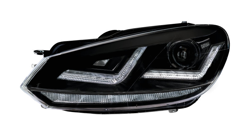 Guarantee process for headlights