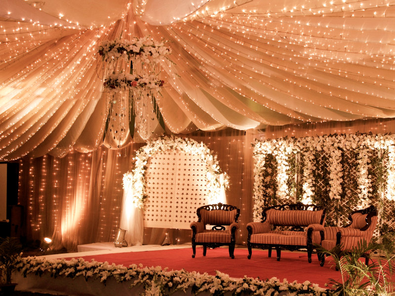 Wedding par professional and industrial applications