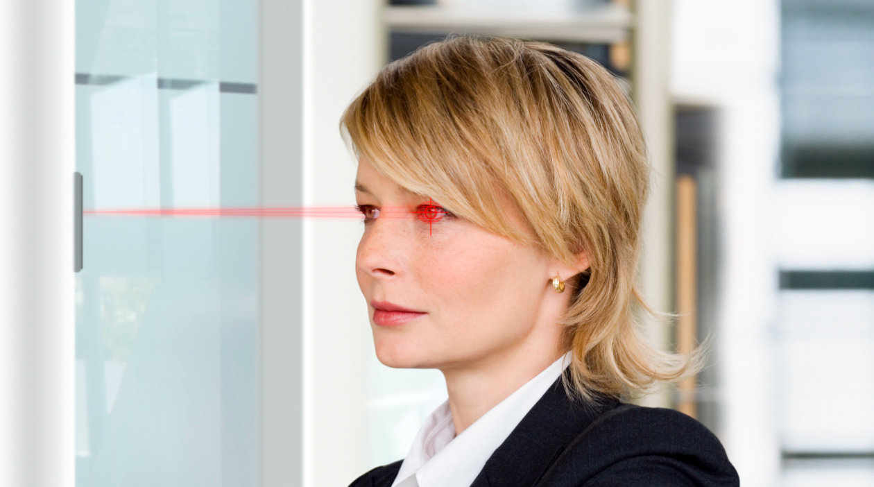 Application - Biometrical Identifcation: Iris Scan by OSRAM Opto Semiconductors