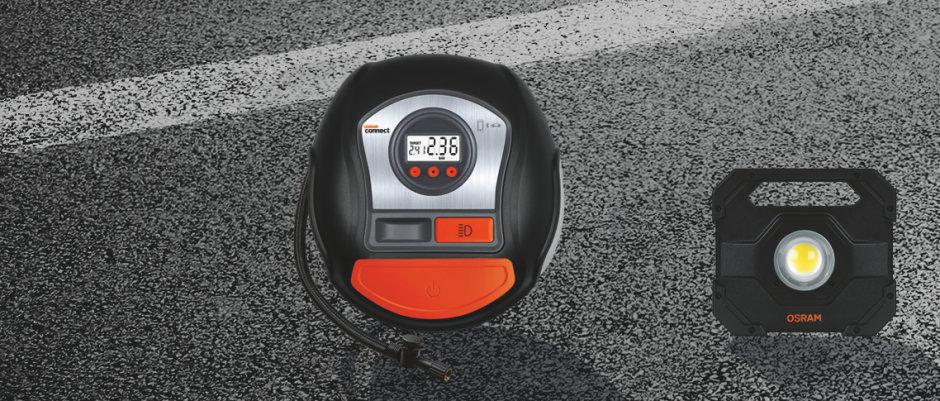 OSRAM Automotive Care and Equipment range
