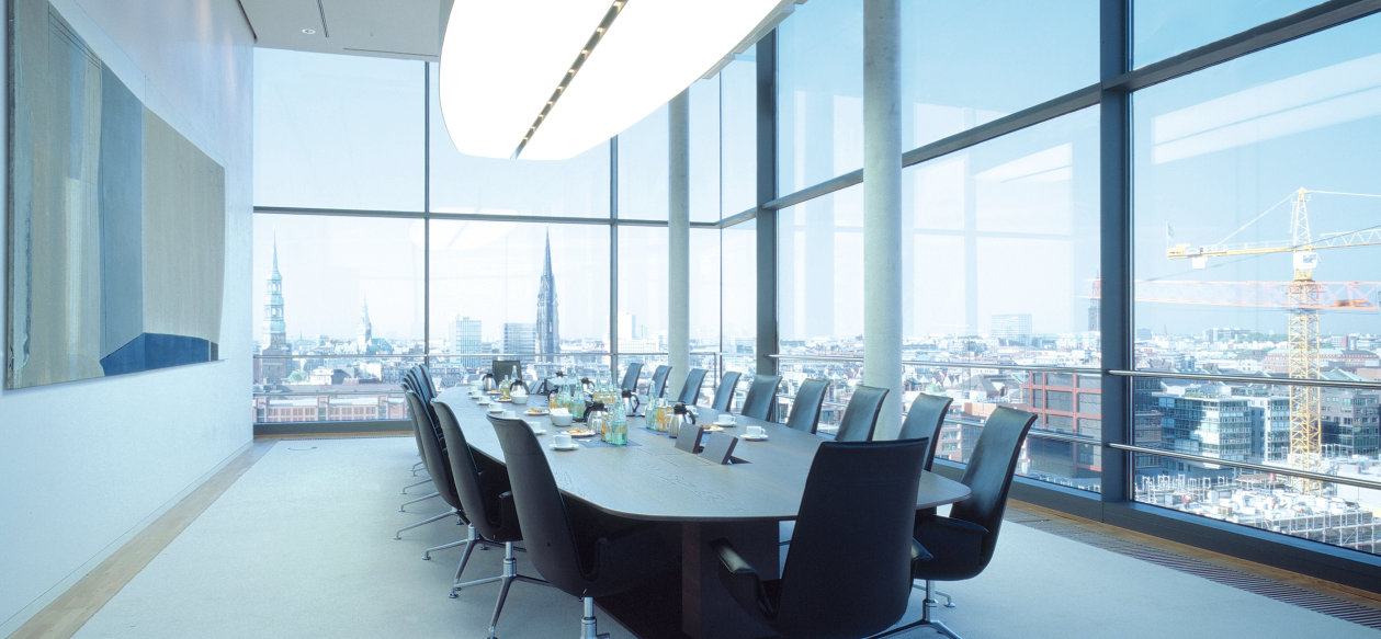 Lighting solutions for meeting rooms