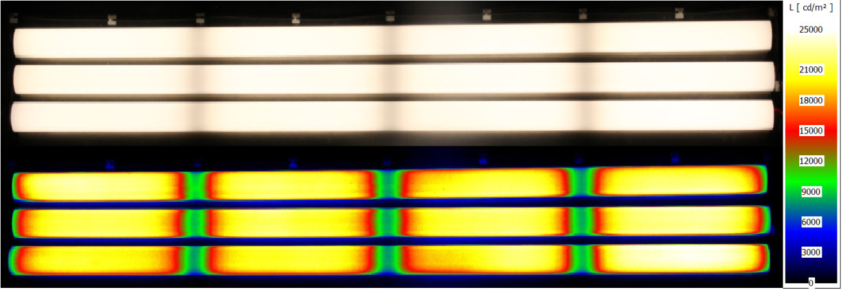 Stromverteilung bei parallelgeschalteten LED-Modulen   Digital ...