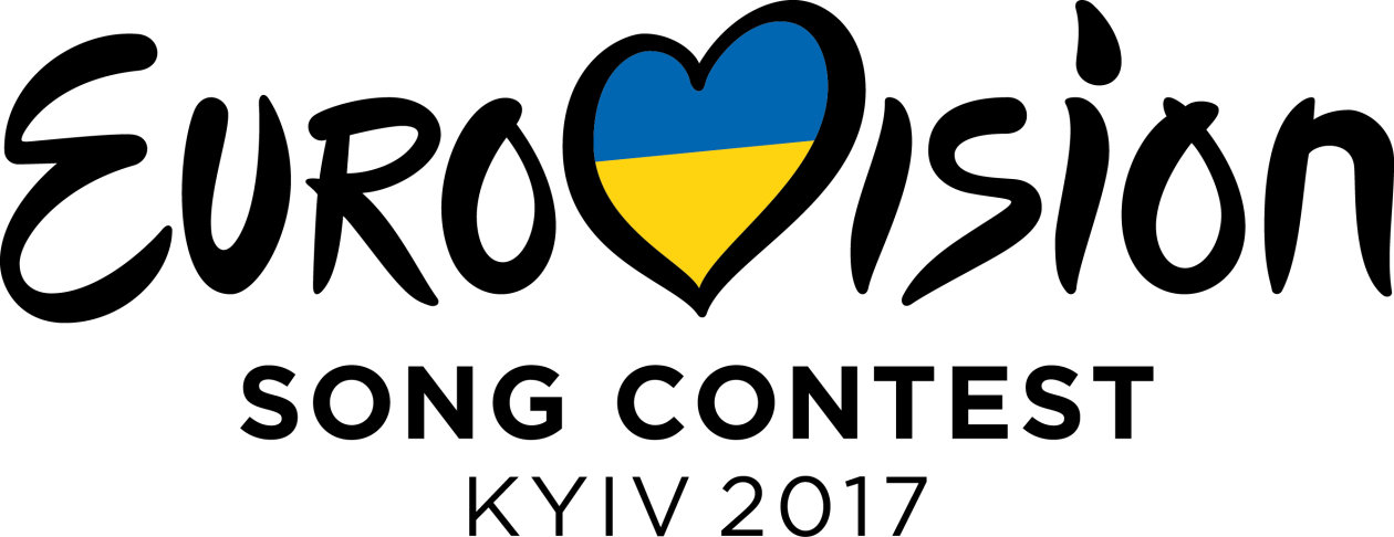 Logo of the Eurovision Song Contest 2017 in Kyiv