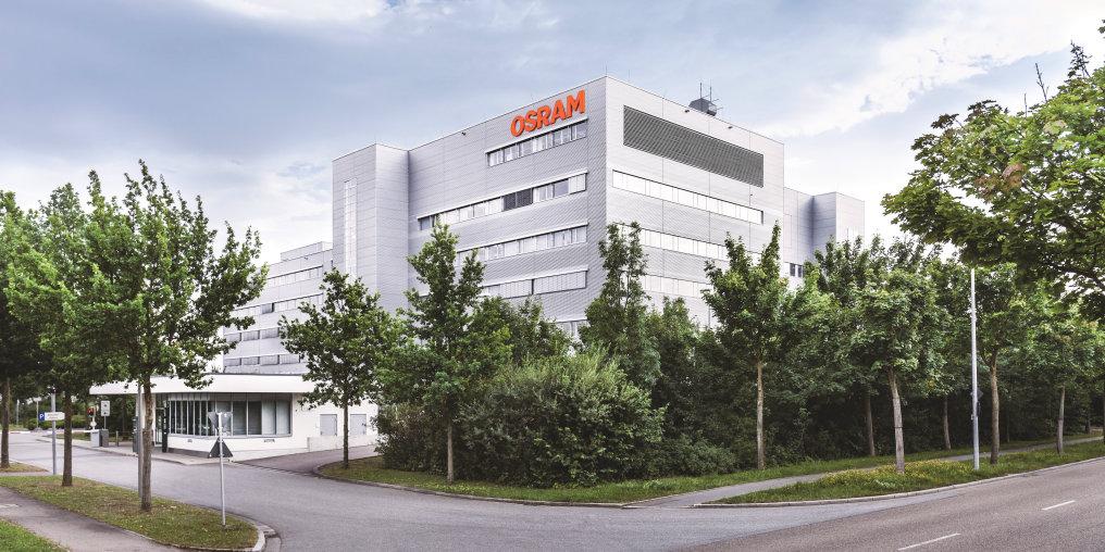 OSRAM Opto Semiconductors Headquarter in Regensburg