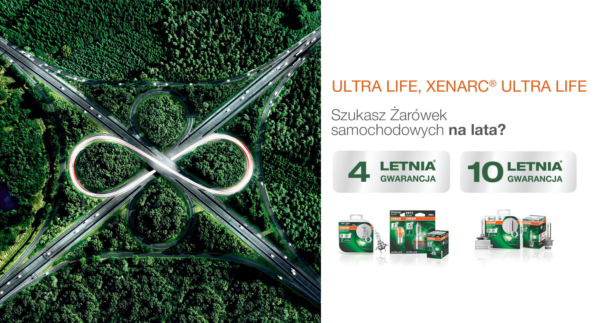 ULTRA LIFE i<br>XENARC ULTRA LIFE