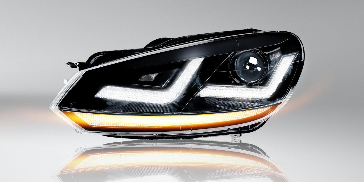 LEDriving XENARC for Golf VI headlight