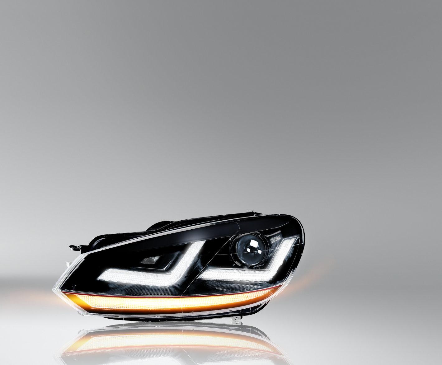LEDriving XENARC Golf VI GTI Edition