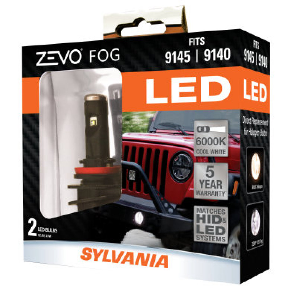 SYLVANIA ZEVO Fog Light