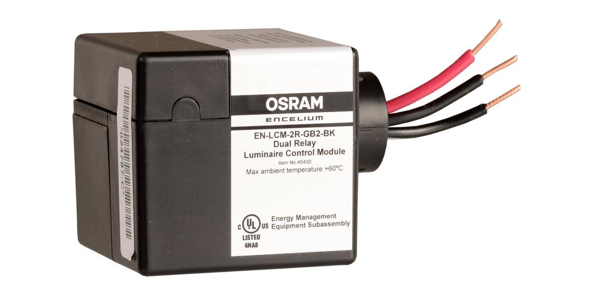 Dual Relay Luminaire Control Module