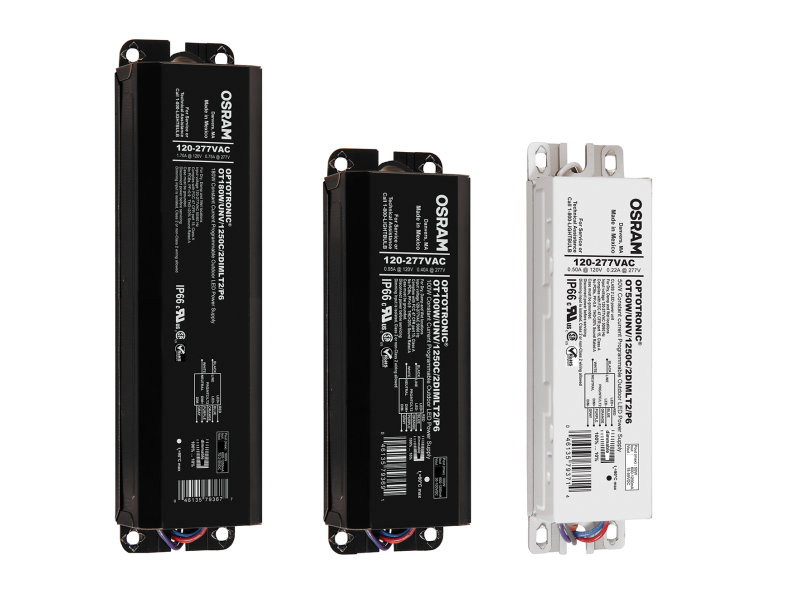 OPTOTRONIC Outdoor Programmable Driver