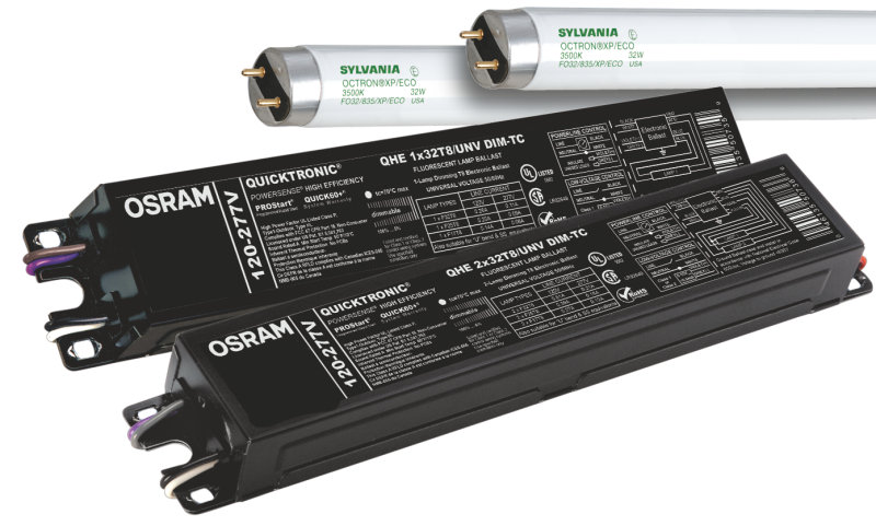 Controllable Ballasts