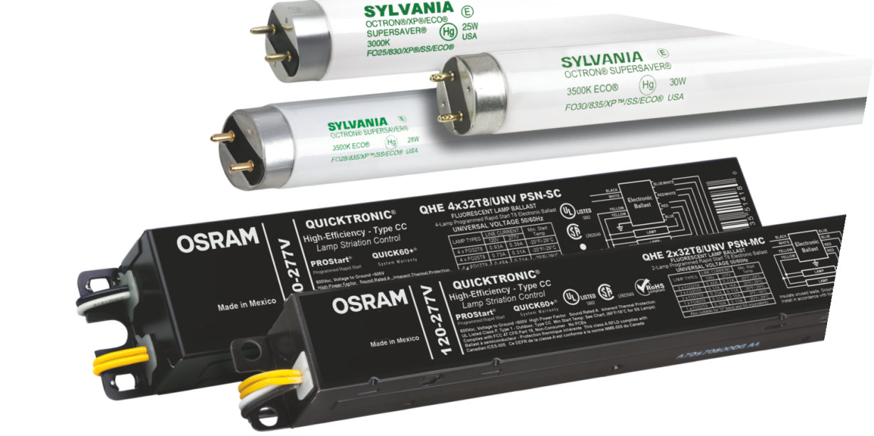 QUICKTRONIC Program Start Ballasts