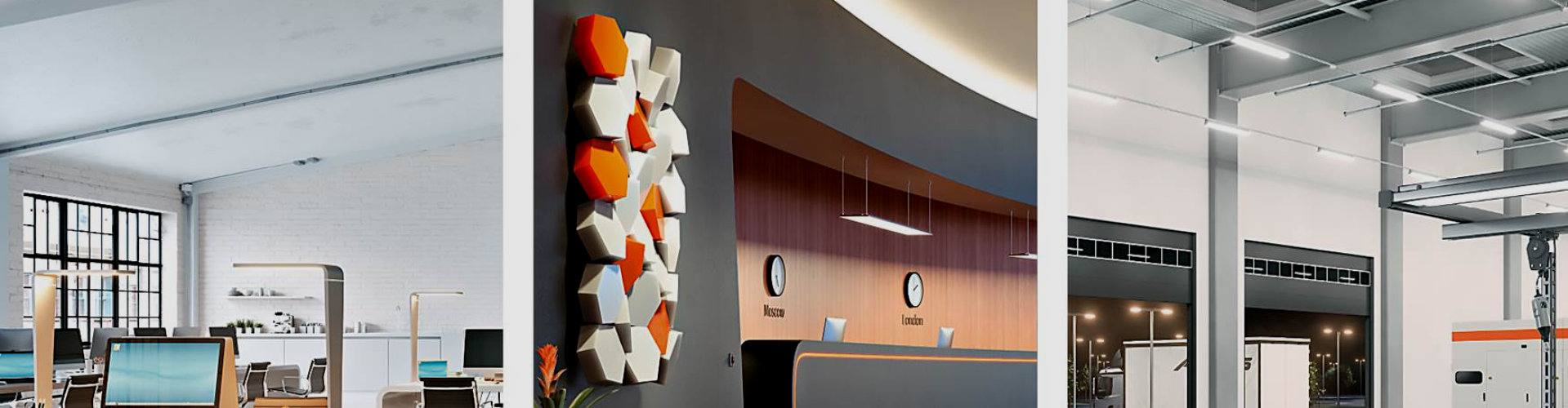 As multifaceted as your luminaires: LED system solutions from OSRAM