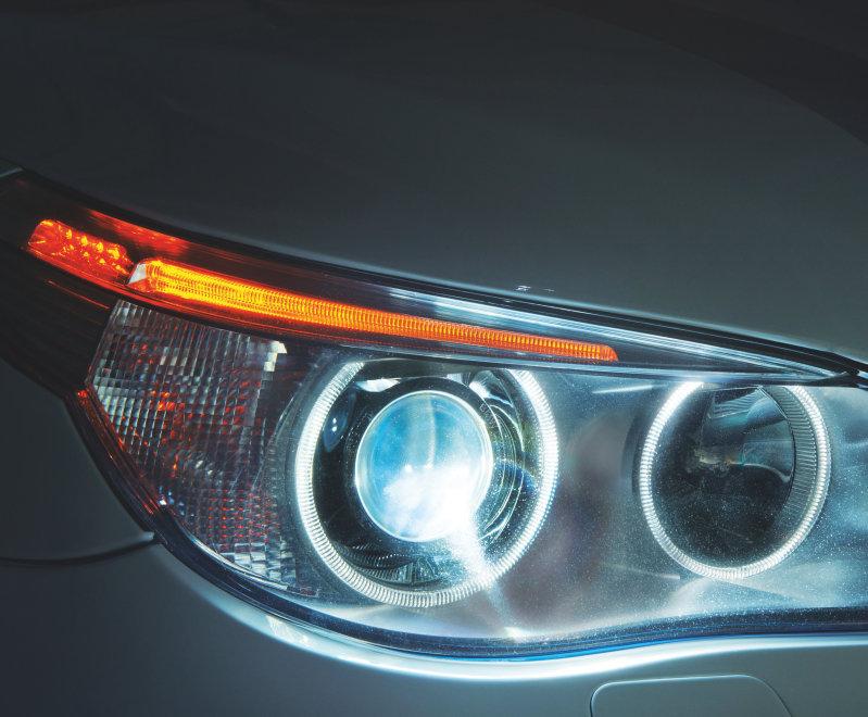 Iluminación para automóviles Innovaciones en iluminación para usted y su automóvil