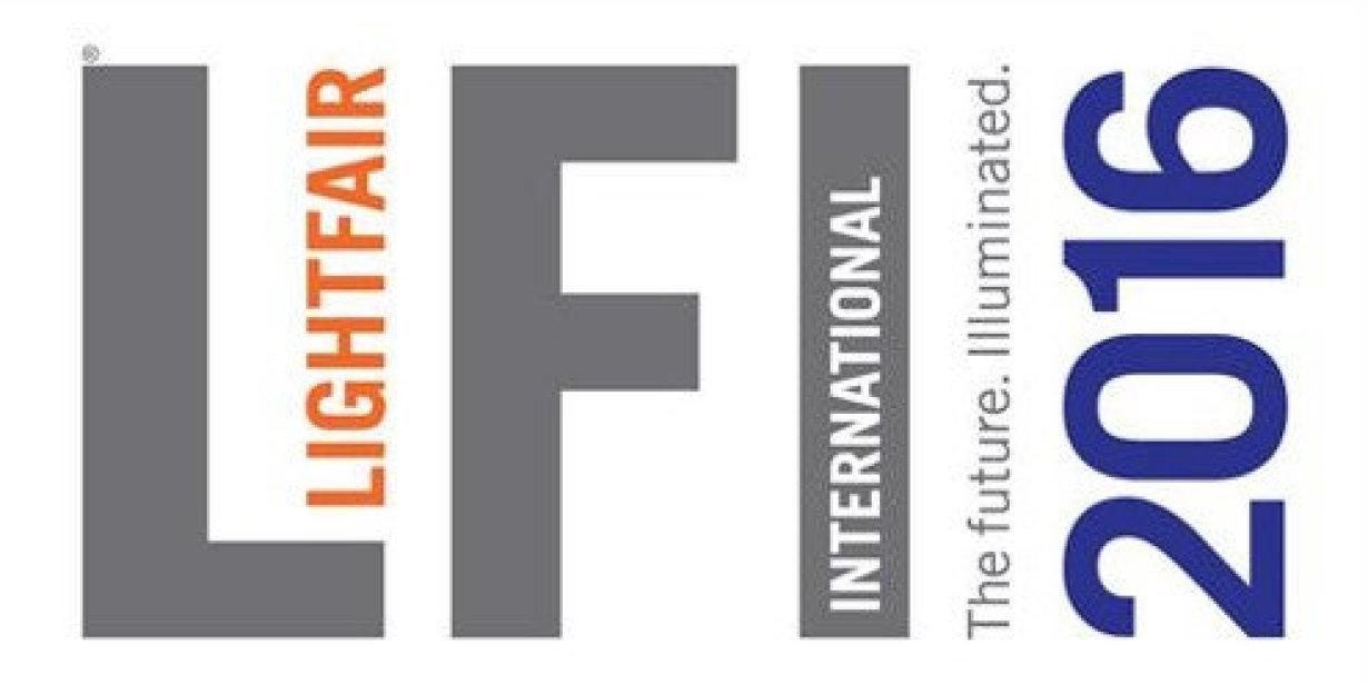 LIGHTFAIR 2016 Logo