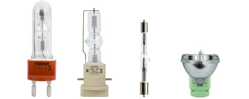 Lampade speciali e lampade