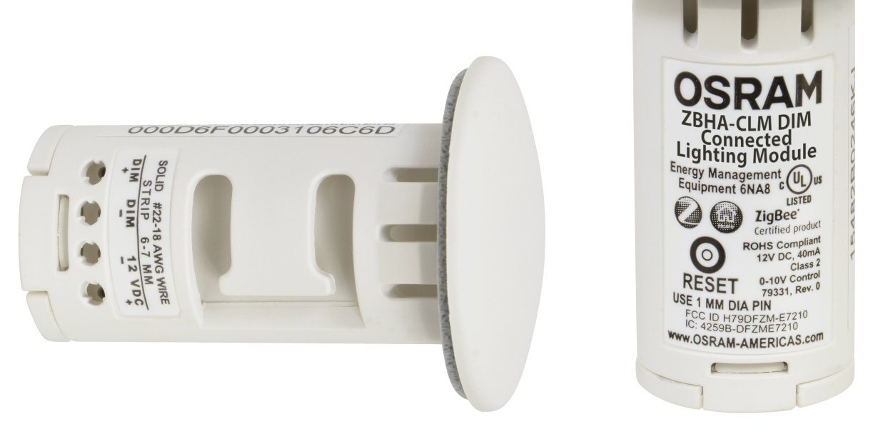 Connected Lighting Module