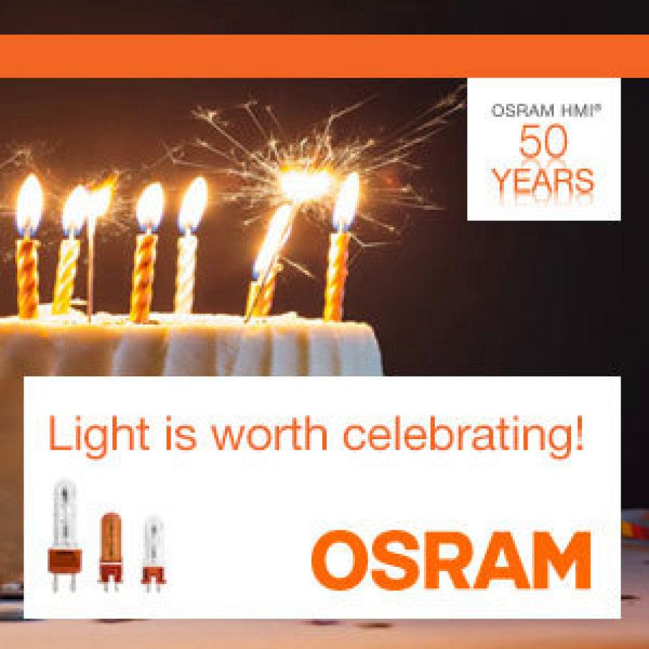 Light is Worth Celebrating Advertisement