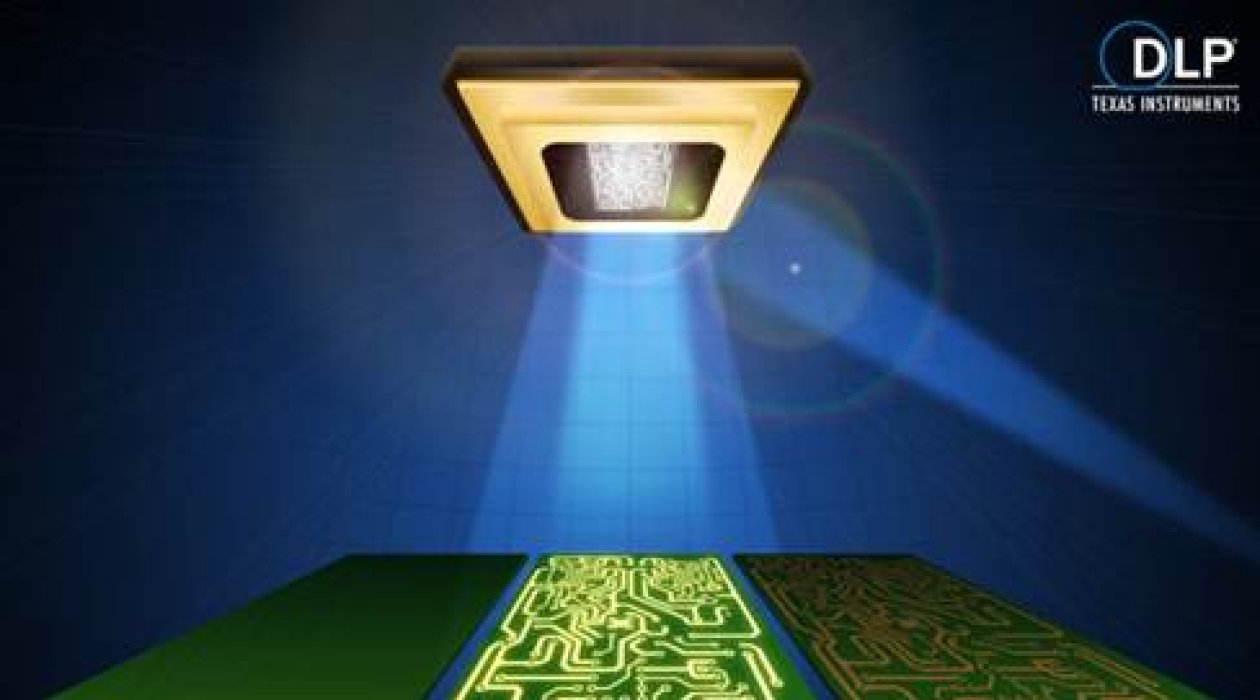 Application - Digital Light Projection (DLP) - Industrial