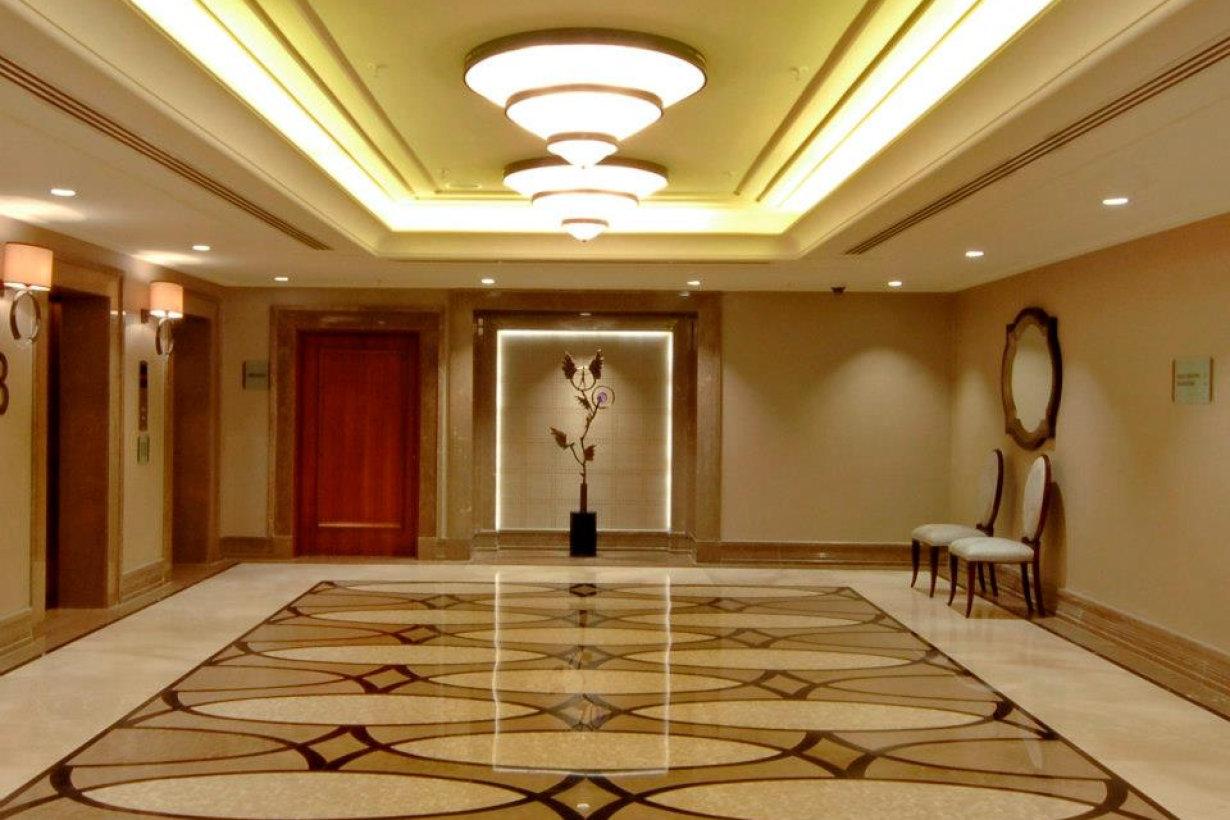 Hilton & Hampton Hotel Bursa - LED indoor and outdoor lighting