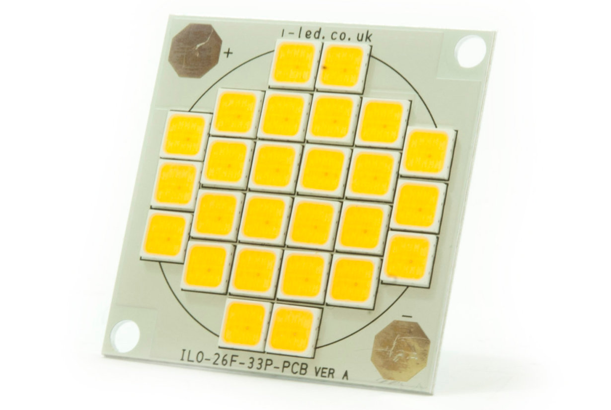Introduction of a series of PCB's and PCBA's utilising Osram DURIS S Series components to create SCOB lighting sub-assemblies